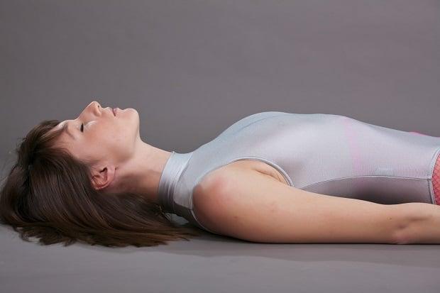 Дыхательные упражнения лежа