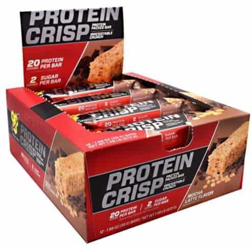 Упаковка BSN Protein Crisp
