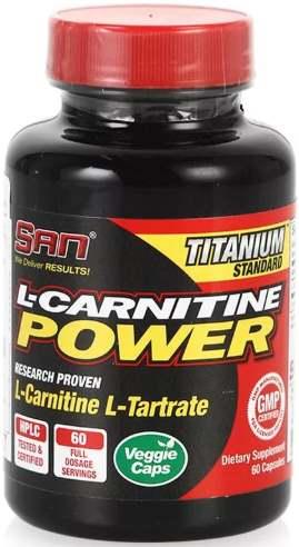 Карнитин SAN L-Carnitine Power