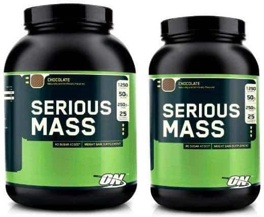 Гейнер Serious Mass Optimum Nutrition