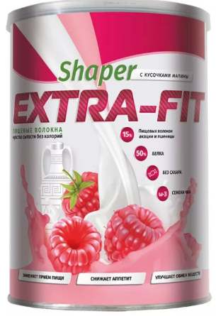 Вкус малины Shaper Extra-fit