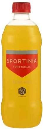Sportinia BCAA вкус ананаса