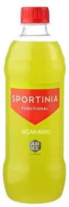 Sportinia BCAA вкус лимонника