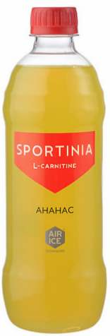 Sportinia L-Carnitine со вкусом ананаса