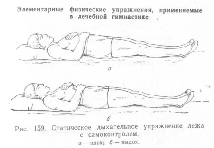 Статическое упражнение