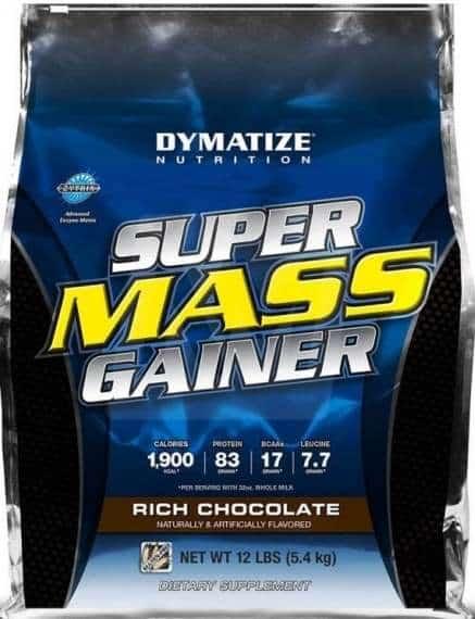 Гейнер Super Mass Dymatize
