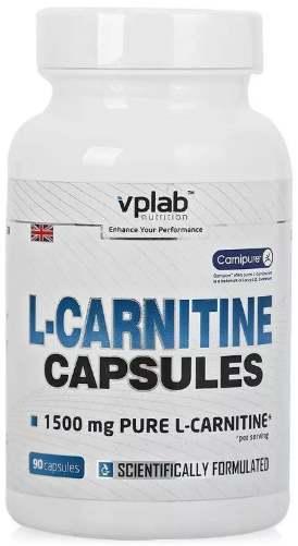 Карнитин VP Laboratory L-Carnitine Capsules