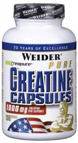 Креатин Weider CREATINE Capsules 720