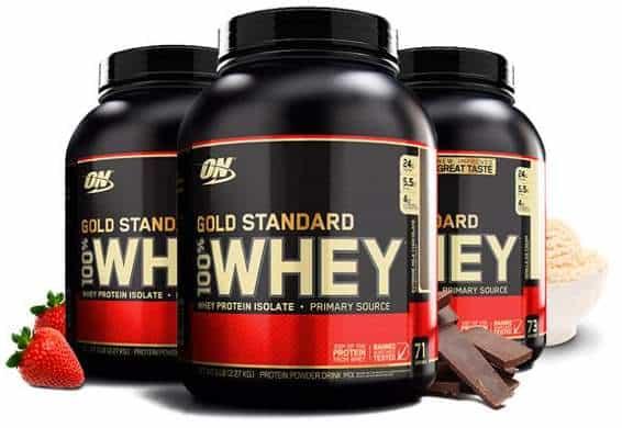 Протеин Whey Gold Standard Optimum 100%