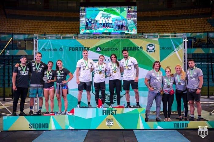 Победители Brazil CrossFit Championship 2019