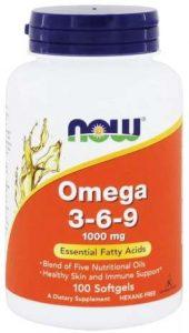 БАД Omega 3-6-9 NOW Foods