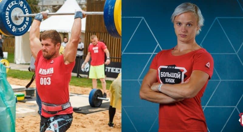 Александр Ильин и Анастасия Ганина официально едут на Reebok CrossFit Games 2019