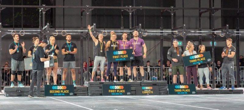 Итоги Reykjavik CrossFit Championship 2019