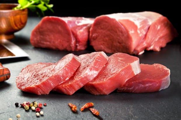 Таблица калорийности говядины и телятины
