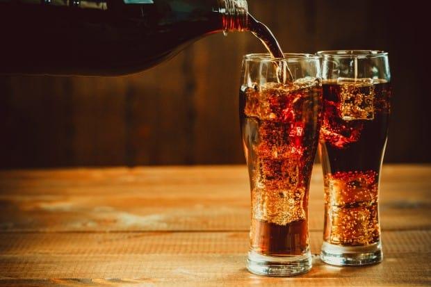 Таблица калорийности продуктов Coca-Cola