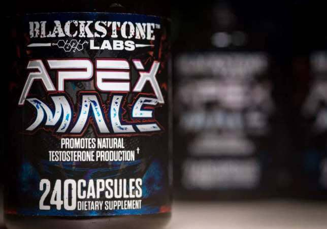 Капсулы для мужчин Blackstone Labs APEX MALE