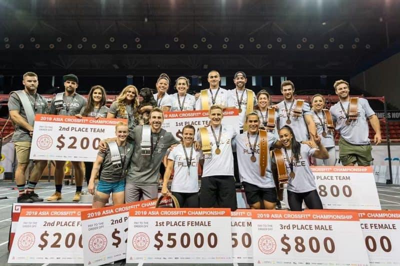 Asia Crossfit Championship-2019