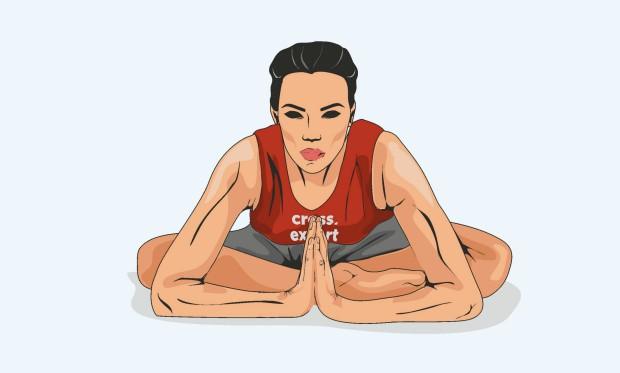 Упражнения на мышцы бедер и рук