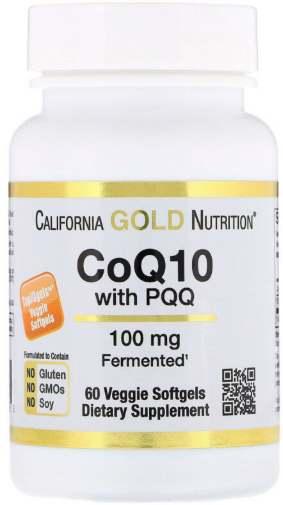 Добавка 60 капсул coq10 california
