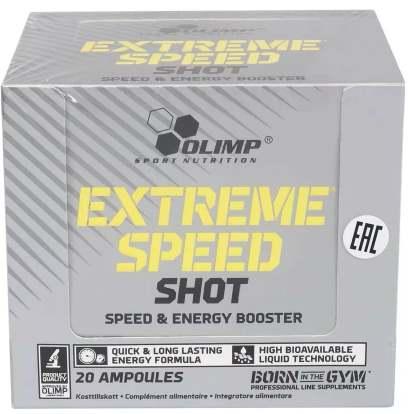 Упаковка Extreme Speed Shot 20 Х 25 мл