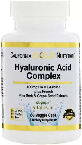 Добавка hialuronic acid