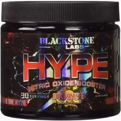 БАД Blackstone Labs HYPE с апельсином