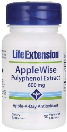 БАД Life Extension, Apple Wise, Polyphenol Extract