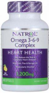 Добавка Omega 3-6-9 Complex Natrol