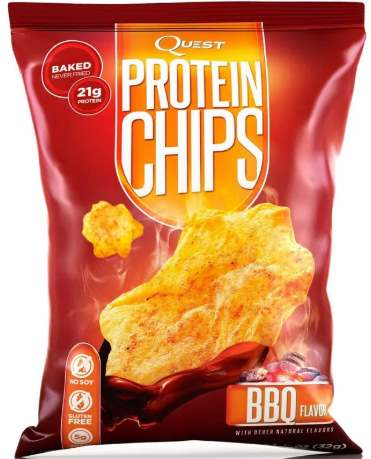 Quest Chips со вкусом барбекю