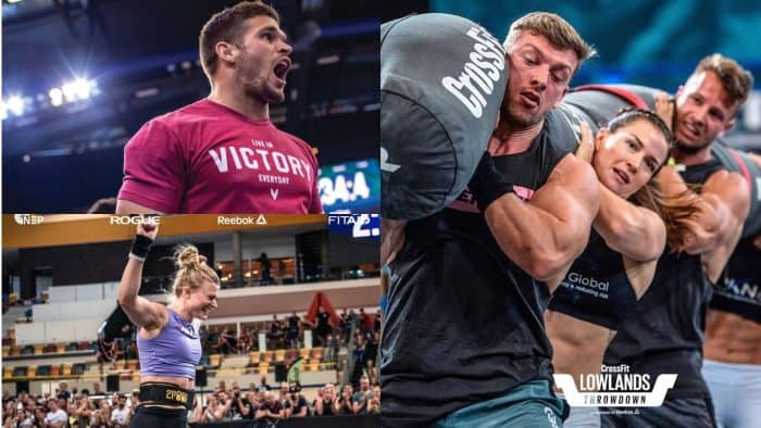 CrossFit Lowlands Throwdown