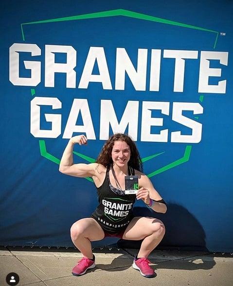 Эмма Кэри: яркая находка Granite Games