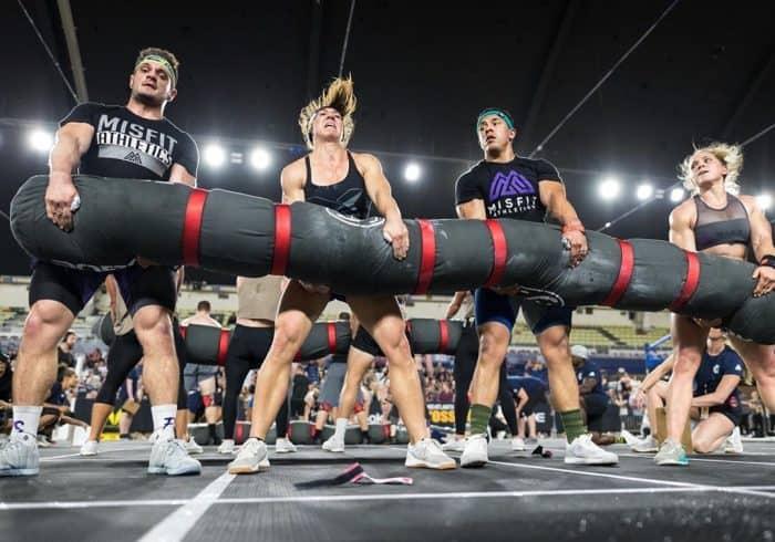 Победителем Mid-Atlantic CrossFit Challenge признана команда MisFits