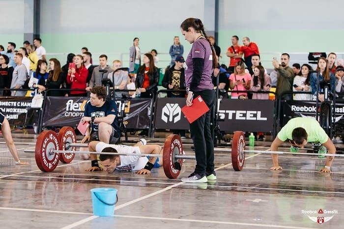 Ural Athletic Challenge 4