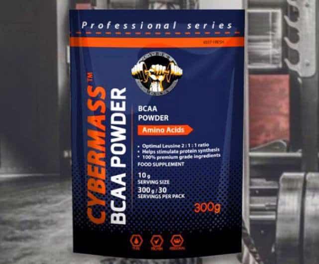 Добавка Cybermass BCAA powder