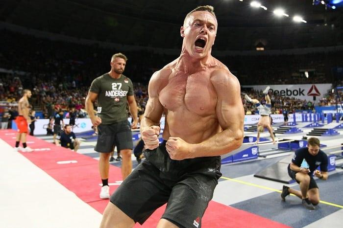 организаторы CrossFit Games планируют vbhjde. трансляцию