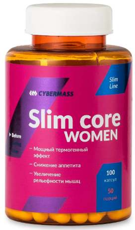 Добавка slim core women