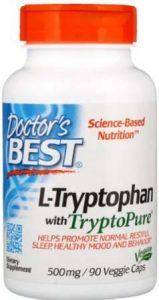 БАД L-Tryptophan Doctor's Best