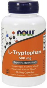 БАД L-Tryptophan Now Foods