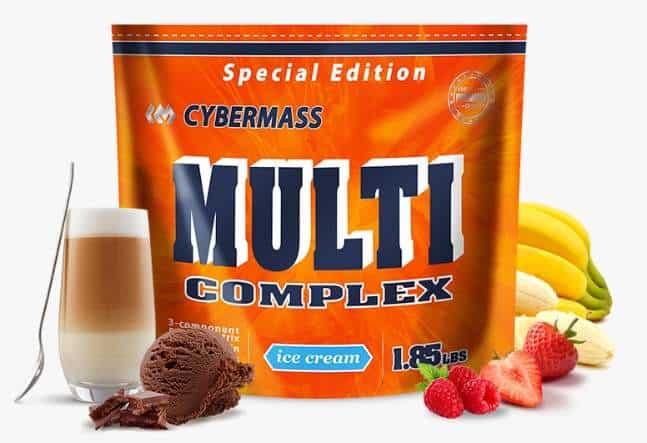Добавка multi complex вкусы