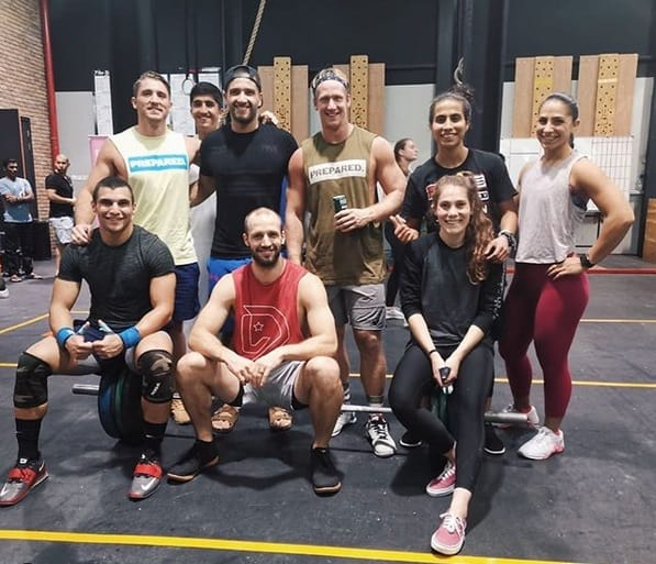 Поездка на CrossFit Games 2019
