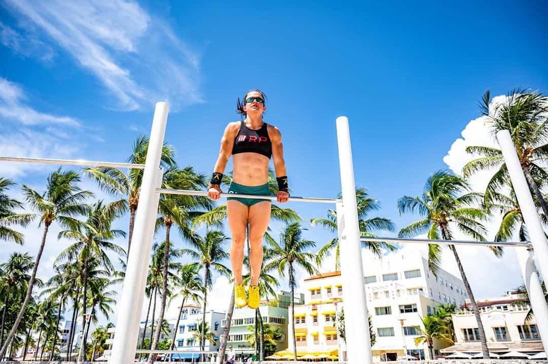 WOD2 международного отборочного онлайн-турнира CrossFit