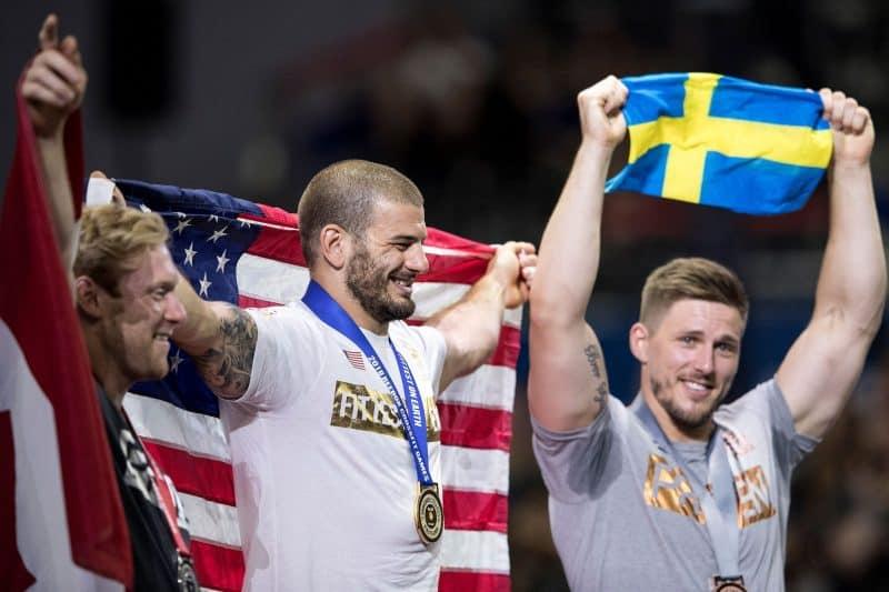 Победители CrossFit Games 2019