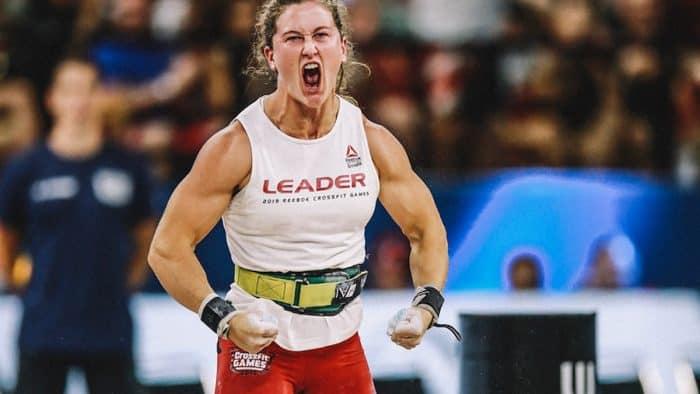Победительница CrossFit Games Тиа Клер Туми