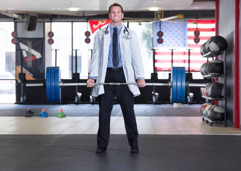 В Resolution CrossFit открывается партнерская клиника Drop-In Doc