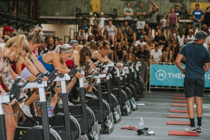 Кроссфит-атлеты выступят на Torian Pro в Австралии
