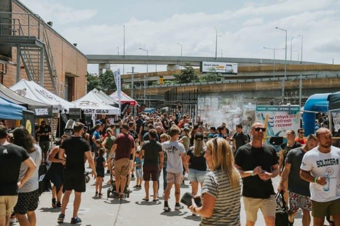кроссфит атлеты выступят на турнире Torian Pro в Австралии