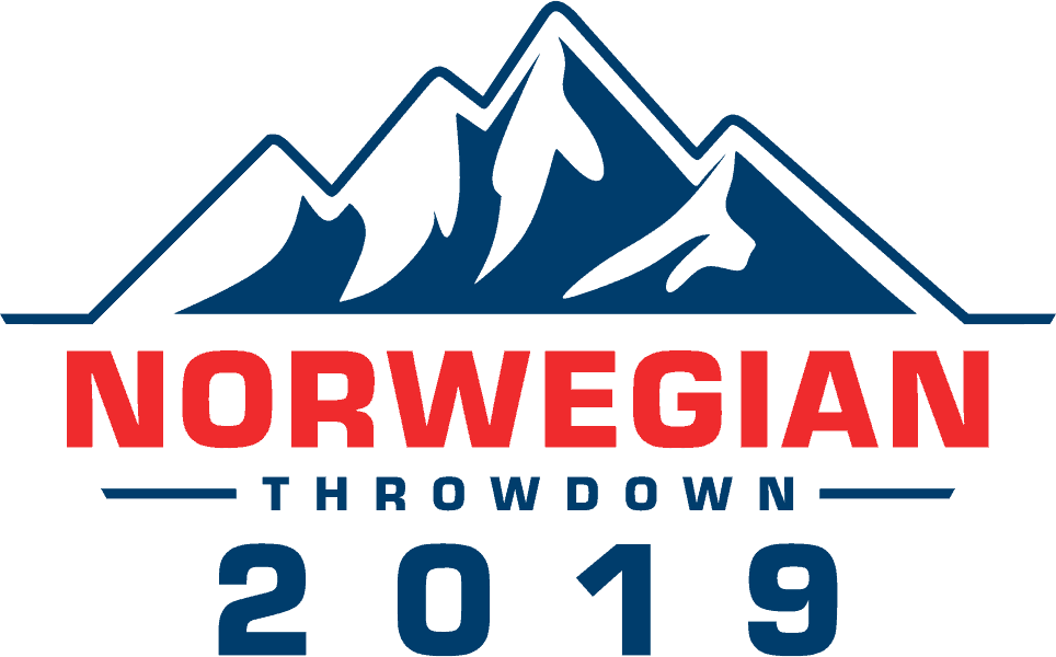 Norwegian throwdown