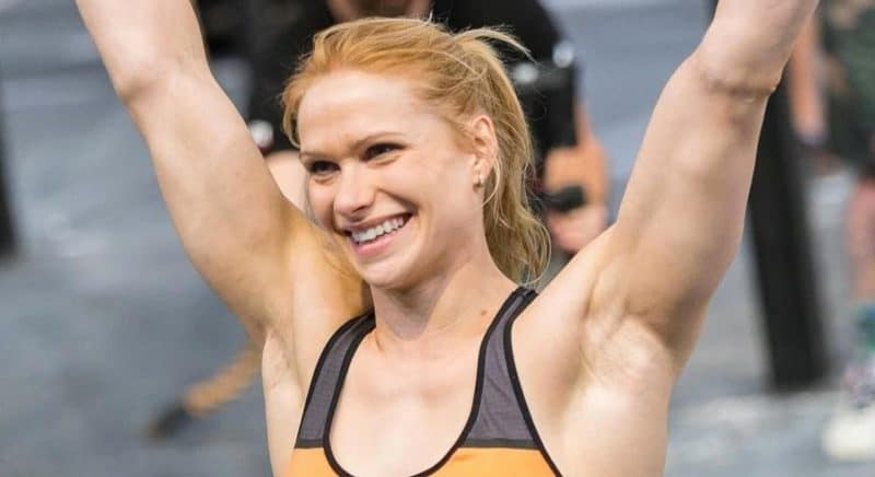 Энни Торисдоттир продемонстрировала CrossFit Open Workout 20.1
