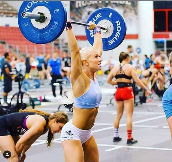 Андреа Нислер попала в 15 лучших в CrossFit Open 2020