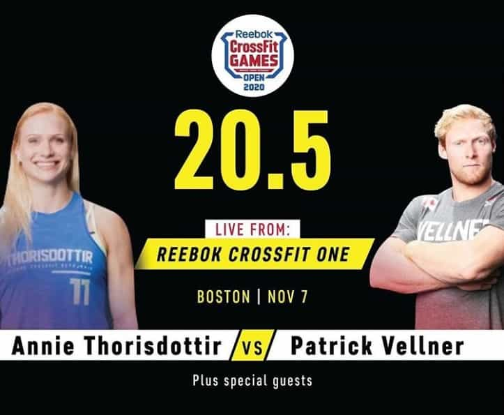 CrossFit Games Workout